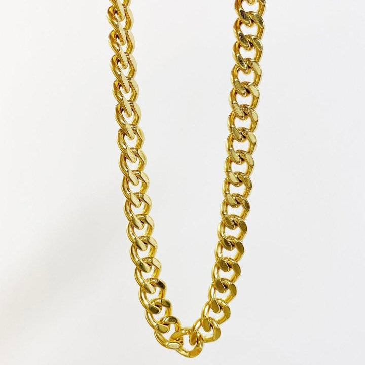 Bracha Thick Chain Necklace
