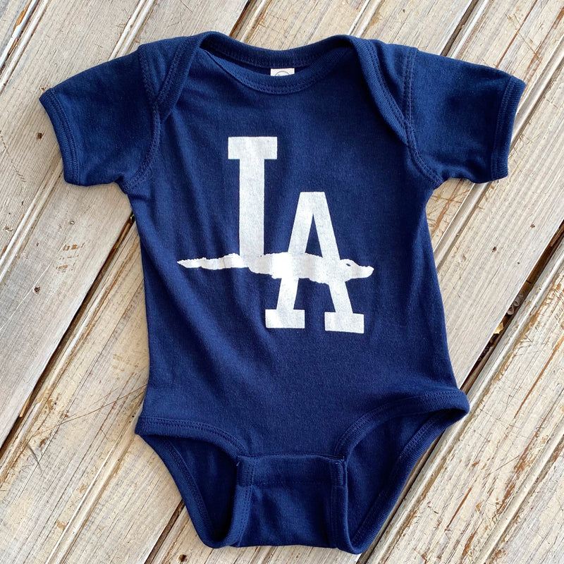 Infant LA Gator-navy
