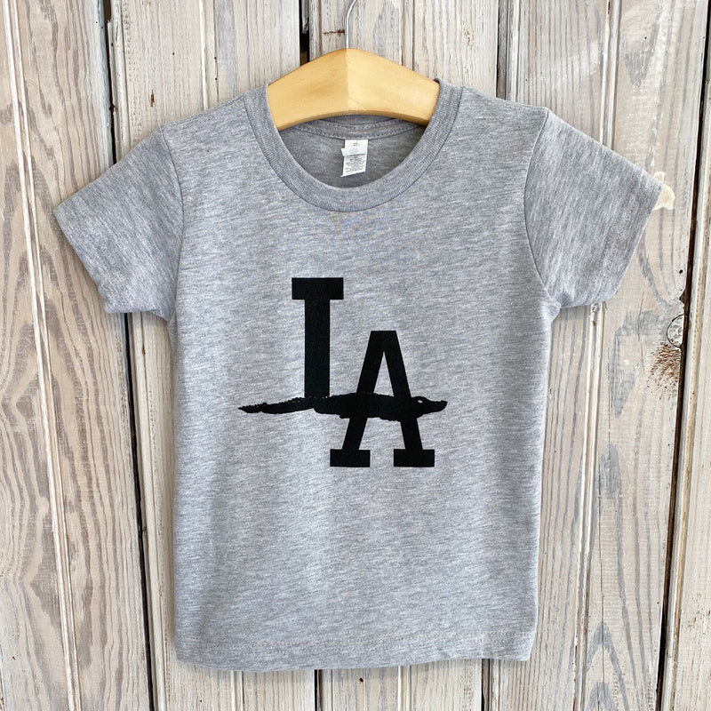 Kids LA Gator-grey