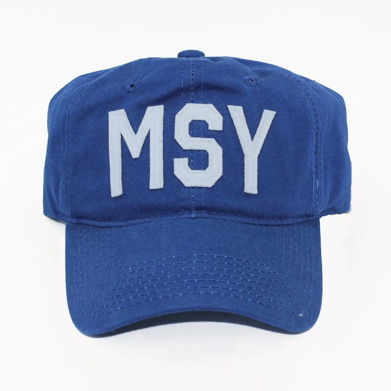 MSY Hat-Royal Blue