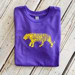 Geaux Tigers Kids-Pur