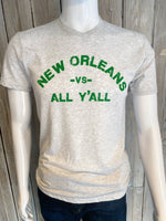 New Orleans vs All Y'all-Green