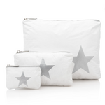 HiLove Set- White w/ Silver Star