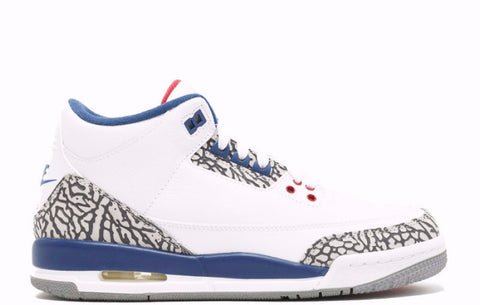 "Air Jordan 3 Retro OG ""True Blue 2016 Release"", Sneakers, Air Jordan - SNEAKER OVEN"