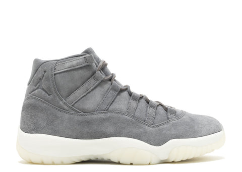 "Air Jordan  11 Retro  Prem ""Grey Suede"", Sneakers, Air Jordan - SNEAKER OVEN"