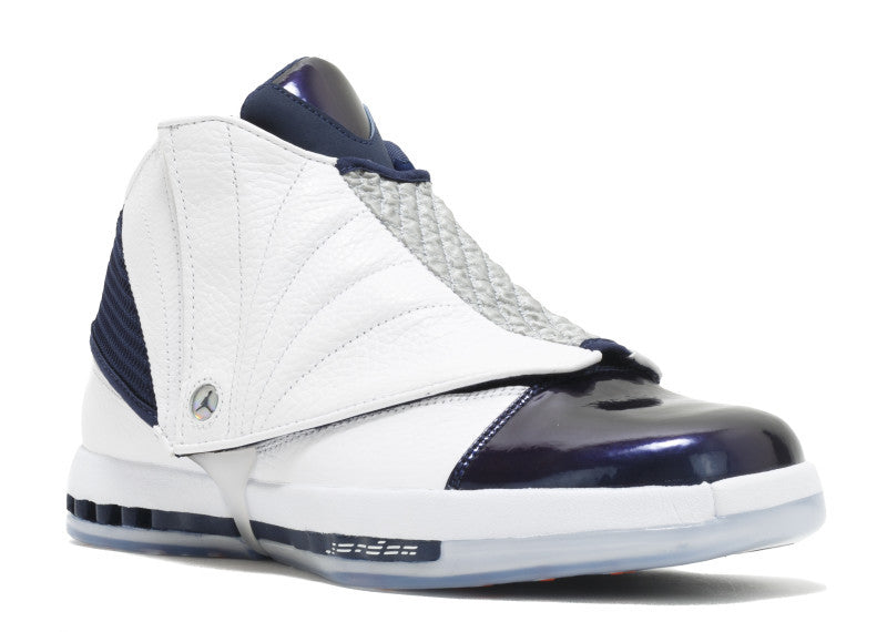 "Air Jordan 16 Retro ""2016 Release/Midnight Navy"", Sneakers, Air Jordan - SNEAKER OVEN"