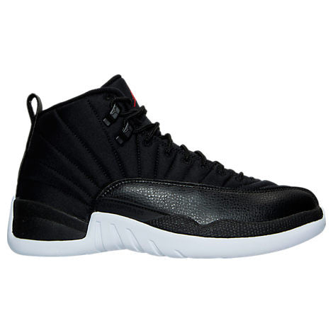 Air Jordan 12 Black Nylon (Neoprene), Sneakers, Air Jordan - SNEAKER OVEN
