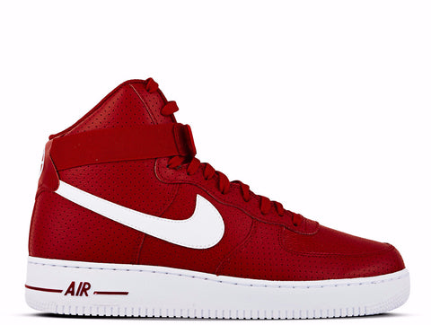 "Air Force 1 High ""07 Red"", Sneakers, Nike - SNEAKER OVEN"