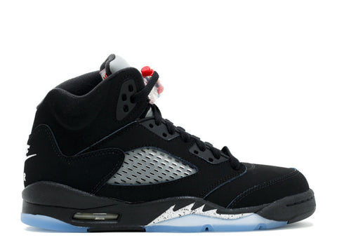 Air Jordan 5 OG '90  Black/Metallic Silver, Sneakers, Air Jordan - SNEAKER OVEN
