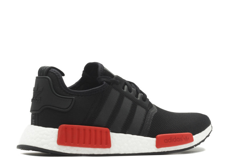 3283249e0959 Adidas NMD R1  Black Red  for only  199.99 USD