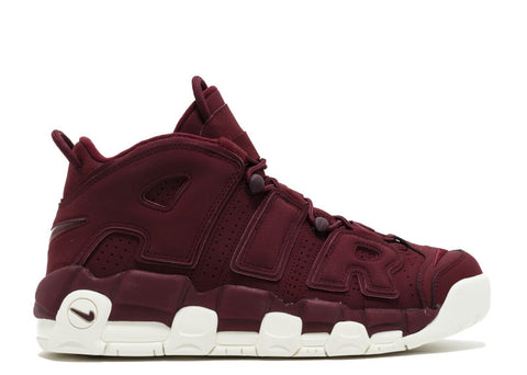 "Nike Air More Uptempo 96' ""Bordeaux"", Sneakers, Nike - SNEAKER OVEN"