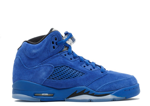 "Air Jordan 5 ""Blue Suede"", Sneakers, Air Jordan - SNEAKER OVEN"