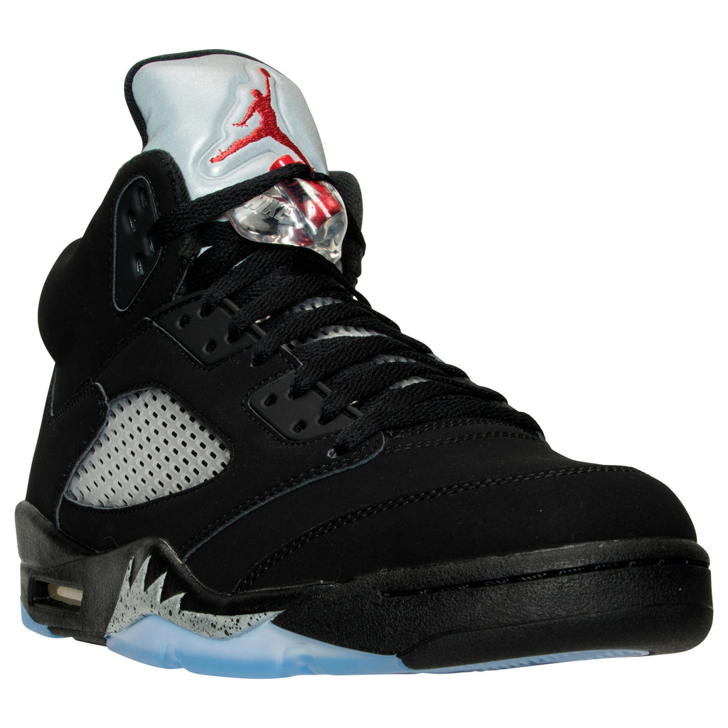 official photos 95cee 81eff Air Jordan 5 OG '90 Black/Metallic Silver