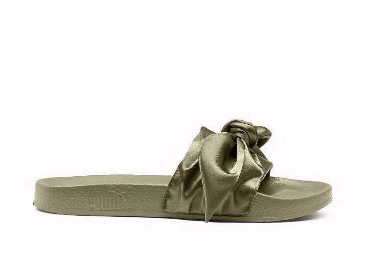 meet 0db6a d04a5 Fenty By Rihanna X Puma Bow Slide Sandals - SNEAKER OVEN