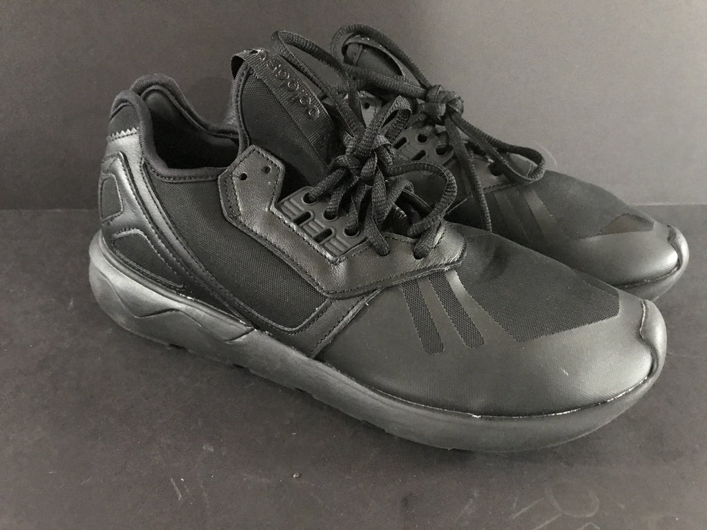 "Adidas Tubular ""Triple Black"", Consignment, Adidas - SNEAKER OVEN"