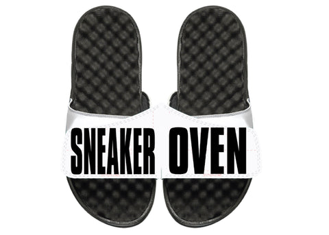 "Sneaker Oven Sandals ""White/Black"", Sneakers, SNEAKER OVEN - SNEAKER OVEN"