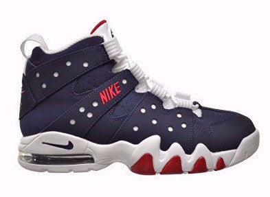 new york 0d711 9517f Nike Air Max 2 CB 94 Obsidian Gym Red White, Sneakers, Nike - SNEAKER