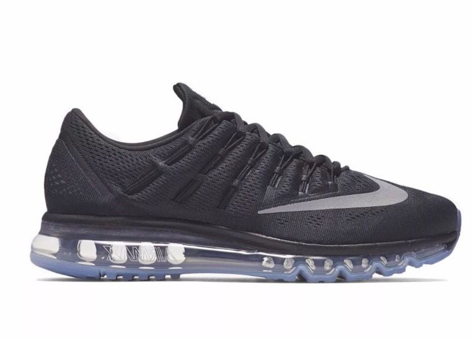 online store 9f72d f1f23 Nike Air Max 2016 Black White, Sneakers, Nike - SNEAKER OVEN