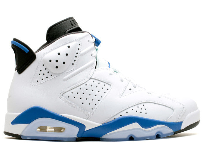 "Air Jordan 6 ""Sport Blue"", Sneakers, Air Jordan - SNEAKER OVEN"