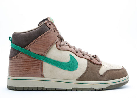 "Nike Dunk High  SB ""Wood Deck "", Sneakers, Nike - SNEAKER OVEN"