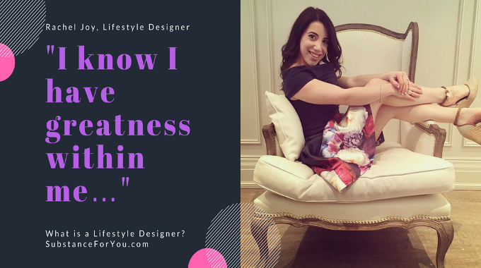 What's A Lifestyle Designer?