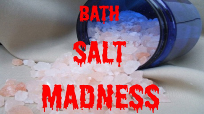 They Made Fun of Me for Not Doing Bath Salts?!