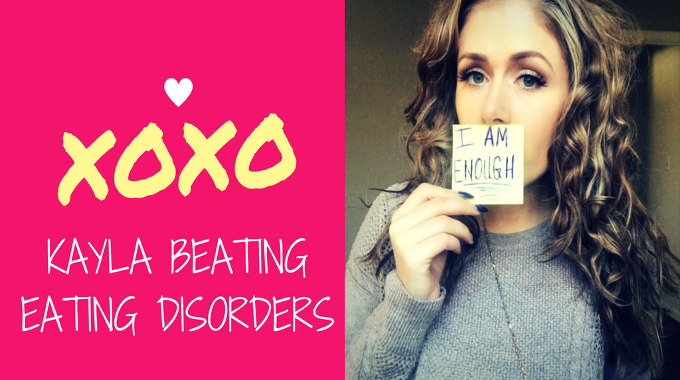 Kayla's Honest Confession on Eating Disorders