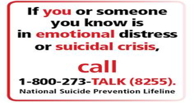 3 Tips to Deal with Suicidal Thoughts