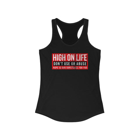 High on Life - SubstanceForYou.com, Tank Top - SubstanceForYou.com, SubstanceForYou.com - SubstanceForYou.com