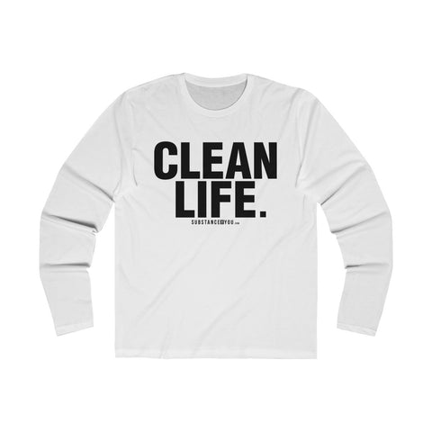 LONG SLEEVE - clean life