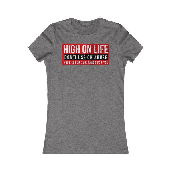 High on Life - SubstanceForYou.com, T-Shirt - SubstanceForYou.com, SubstanceForYou.com - SubstanceForYou.com
