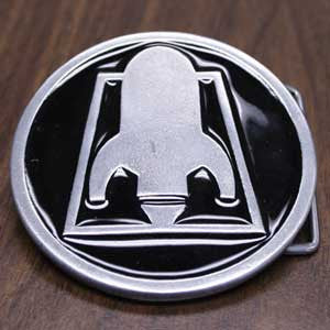 Rocket Belt Buckle