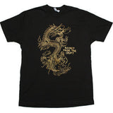 Metallic Gold Dragon