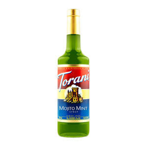Torani  362375  Mojito Mint Syrup (SET OF 12 PER CASE)