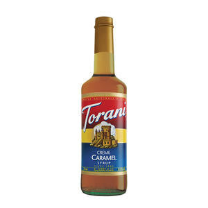 Torani  361729  Creme Caramel Syrup (SET OF 12 PER CASE)