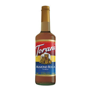 Torani  361057  Almond Roca Syrup (SET OF 12 PER CASE)