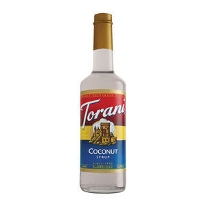 Torani  361651  Coconut Syrup (SET OF 12 PER CASE)
