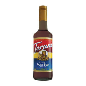 Torani  362689  Rootbeer Syrup (SET OF 12 PER CASE)
