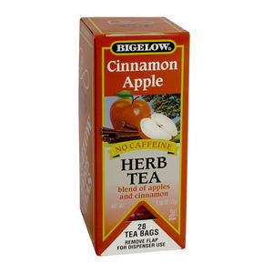 R C Bigelow Inc  11397  Bigelow Cinnamon Apple Herb Tea (SET OF 168 PER CASE)