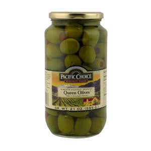 Borges USA  9297600017  Pacific Choice Olive 100-110 ct per kg (SET OF 12 PER CASE)