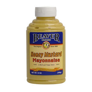 Beaverton Foods  00225  Beaver Honey Mustard Mayonnaise (SET OF 6 PER CASE)