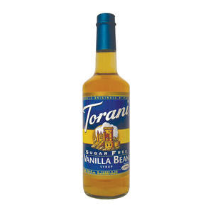 Torani  372817  Vanilla Bean Syrup Sugar Free (SET OF 12 PER CASE)