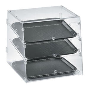 Vollrath Company  KDC1418-3-06  Knock Down Display Case 3 Tray (1 EACH)