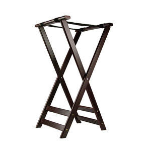 Thunder Group  WDTHTS032  Tray Stand Cherry 32'' (1 EACH)