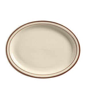 World Tableware  DSD-13  Desert Sand Platter NR 11 1/2'' (SET OF 12 PER CASE)