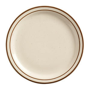 World Tableware  DSD-16  Desert Sand Plate NR 10 1/2'' (SET OF 12 PER CASE)