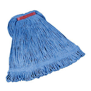 Rubbermaid Commercial  FGD21306BL000  Loop Mop Large Blue (1 EACH)