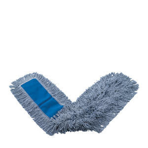 Rubbermaid Commercial  FGK15700WH00  Kut-A-Way Dust Mop 48'' x 5'' (1 EACH)