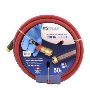 Teknor Financial Corp  724-311  Hot Water Hose 50' x 5/8'' (1 EACH)
