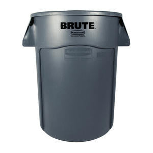 Rubbermaid Commercial  FG264360GRAY  BRUTE Container Grey 44 gal (1 EACH)